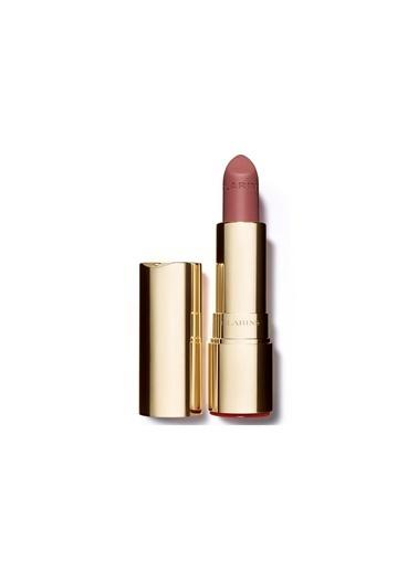 Clarins Joli Rouge Velvet 757V - Nude Brick Kırmızı